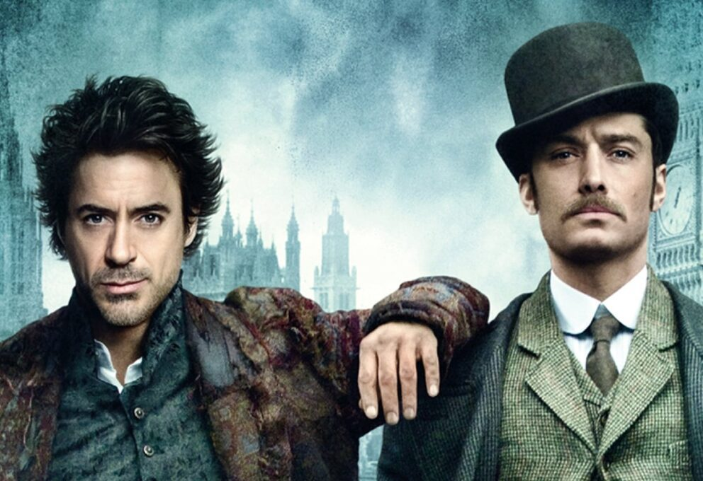 Sherlock Holmes: l'11 novembre in tv su Italia 1 il film con Robert Downey Jr e Jude Law