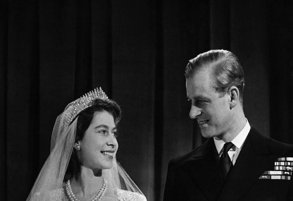 73 anni di matrimonio per la regina Elisabetta e il principe Filippo