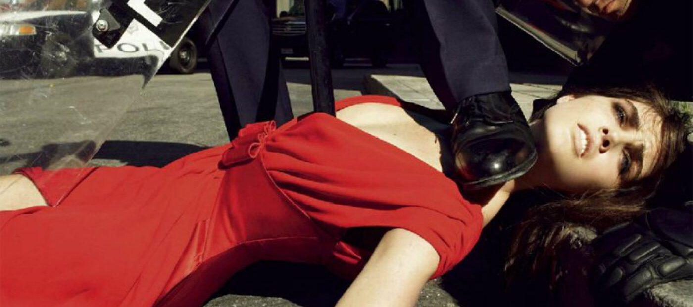 Violenza sulle donne: il contraddittorio nella moda