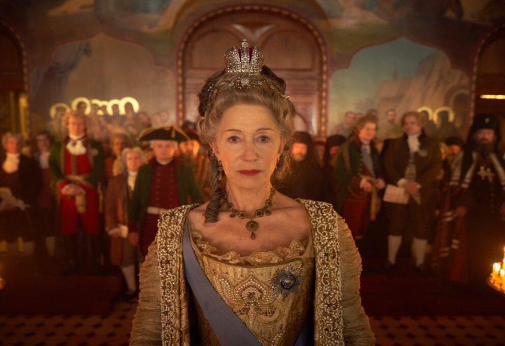 La serie Caterina la Grande arriva su tv8