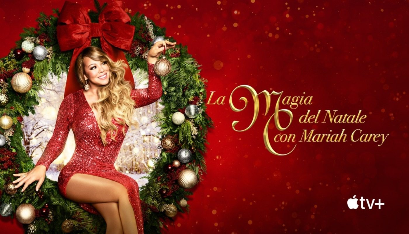 mariah carey natale apple