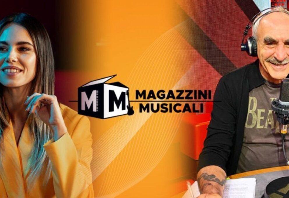 Magazzini Musicali 9 gennaio: Vasco Rossi tra gli ospiti