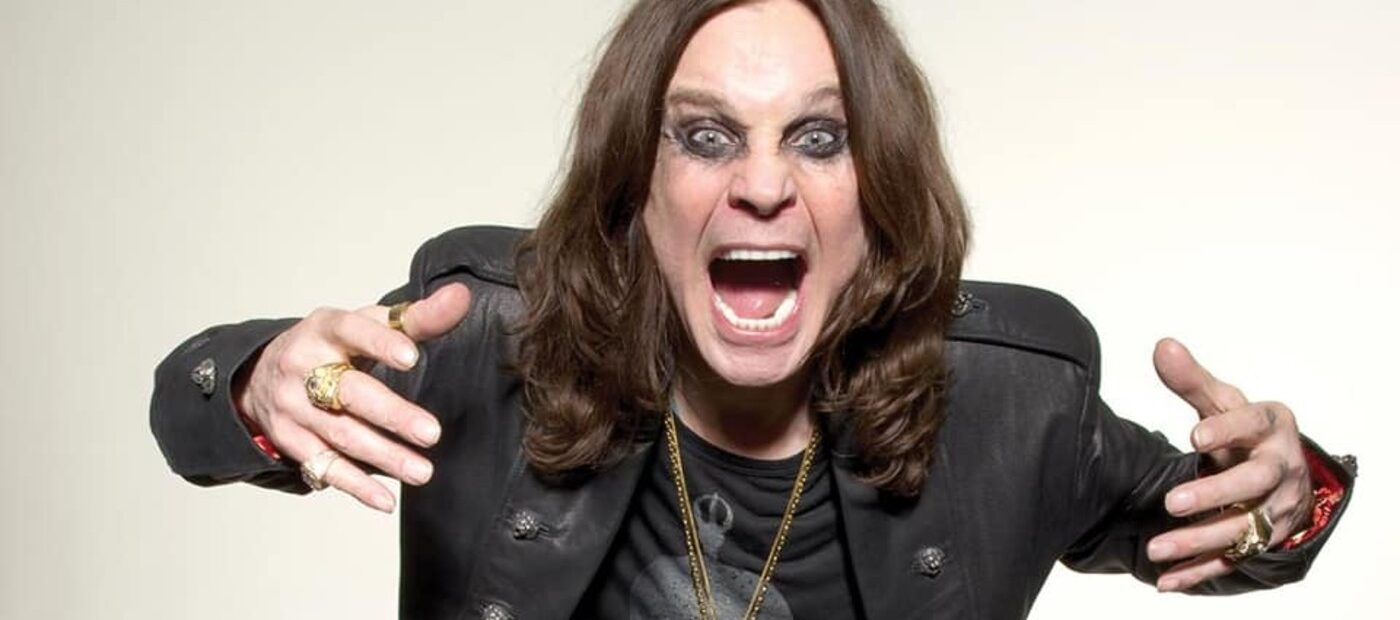 Buon compleanno a Ozzy Osbourne, che oggi compie 72 anni