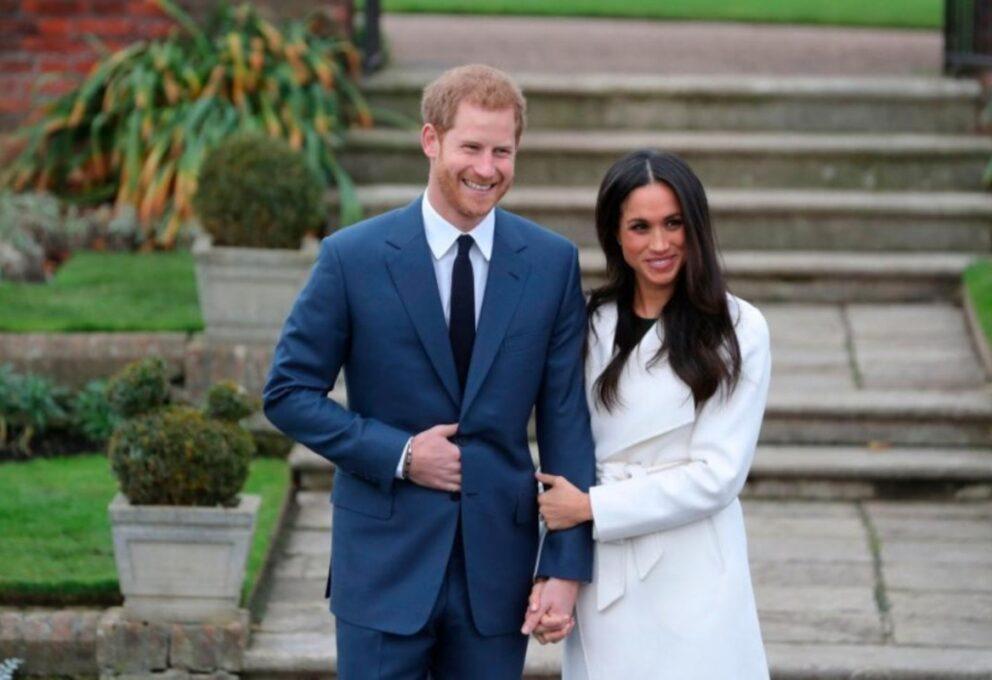 Il principe Harry e Meghan Markle lanciano i premi Sussex
