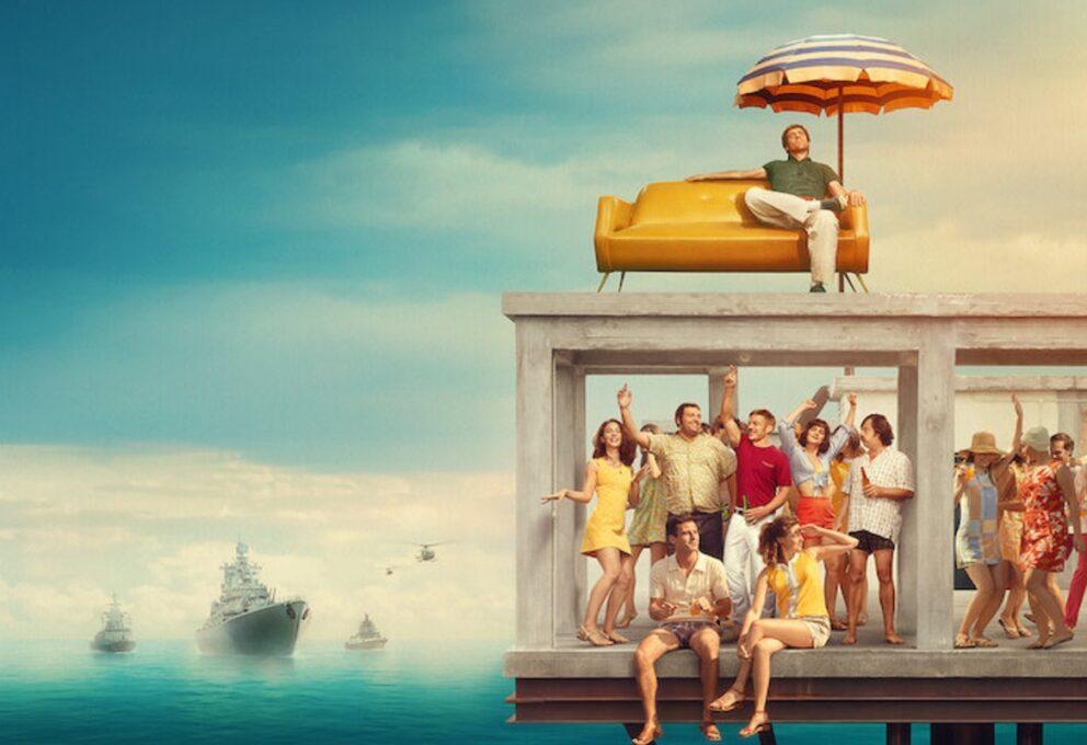 L'incredibile storia dell'Isola delle Rose: in arrivo su Netflix un film più che visionario
