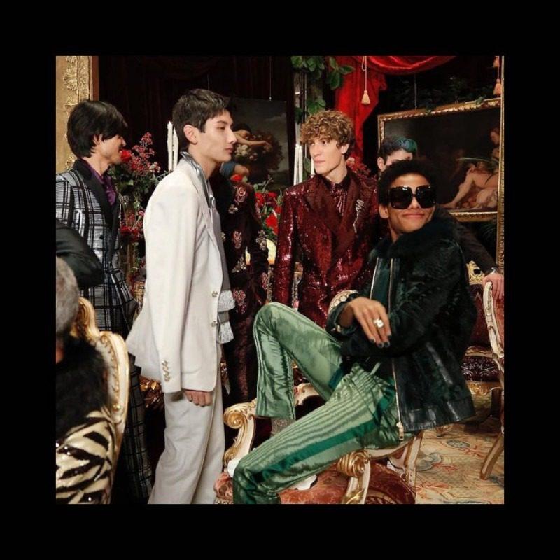 Alta Moda Dolce & Gabbana