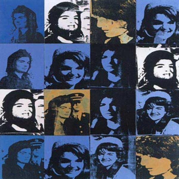 Andy Warhol, Jackie (1964)