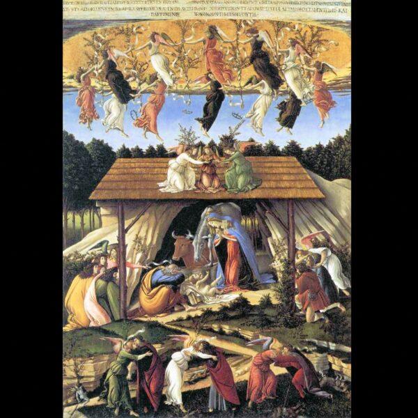 natività Botticelli