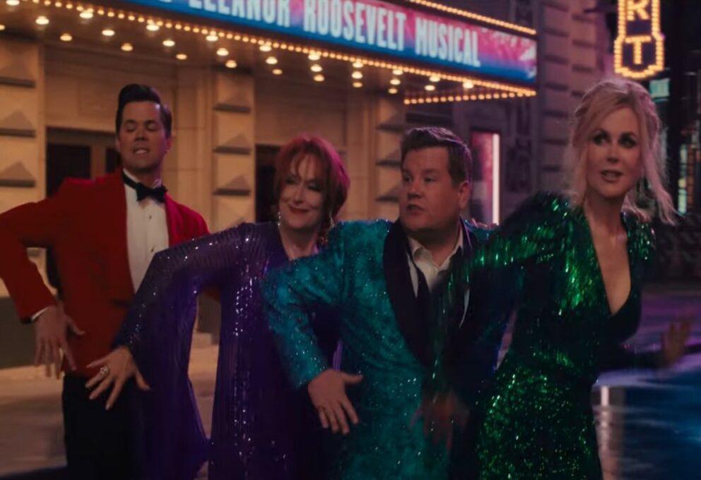 The Prom: l'imperdibile film musical su Netflix