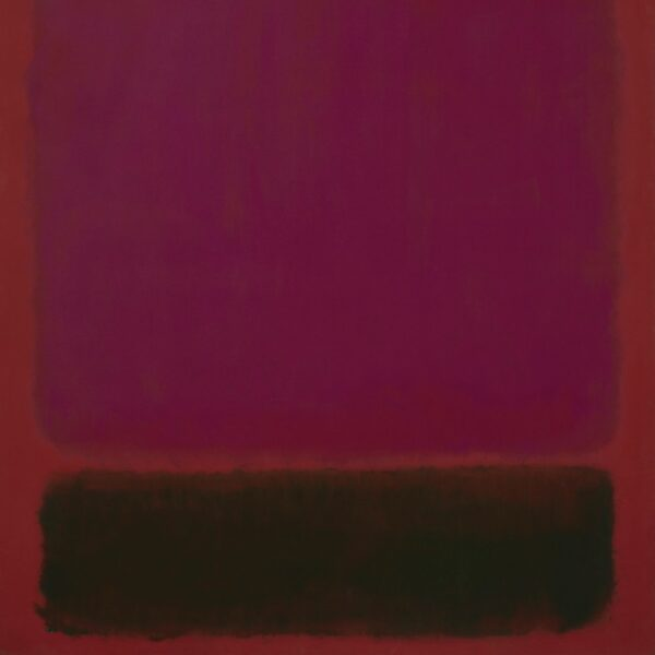 Mark Rothko, Untitled (1967)