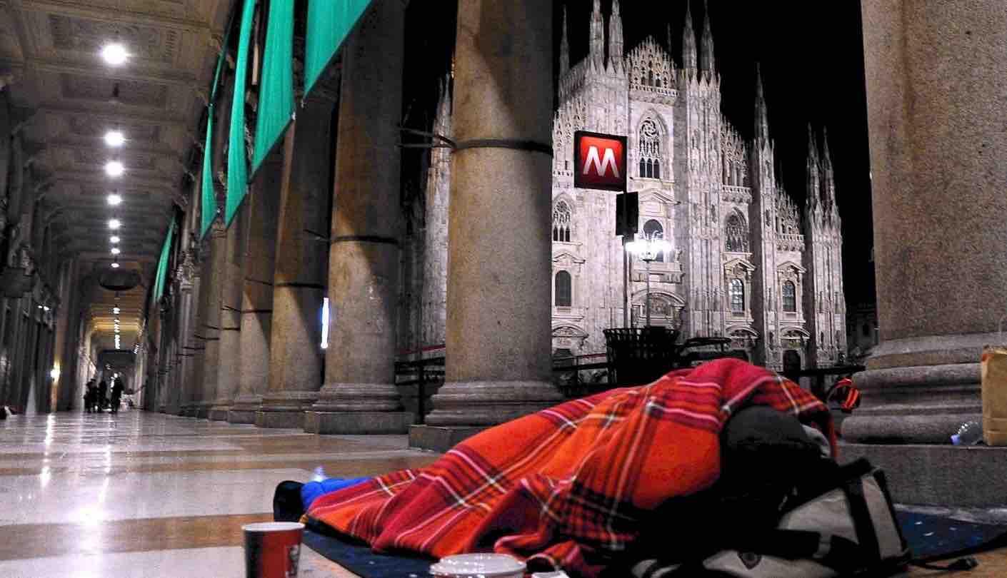 Milano riscopre una nuova solidarietà