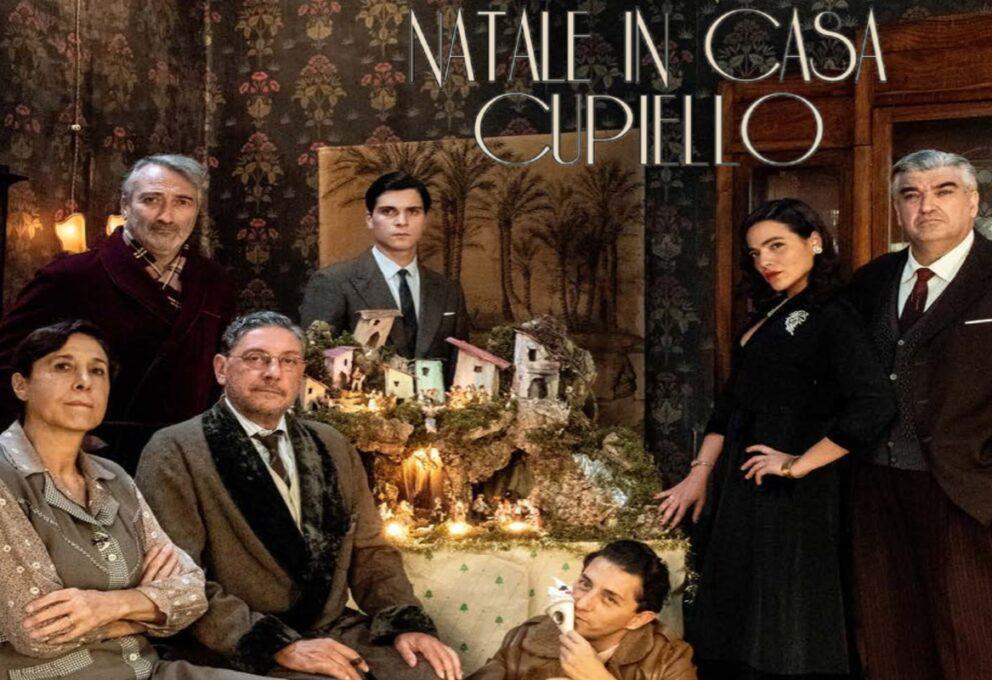 Natale in casa Cupiello arriva in tv con Castellitto oggi su Rai1