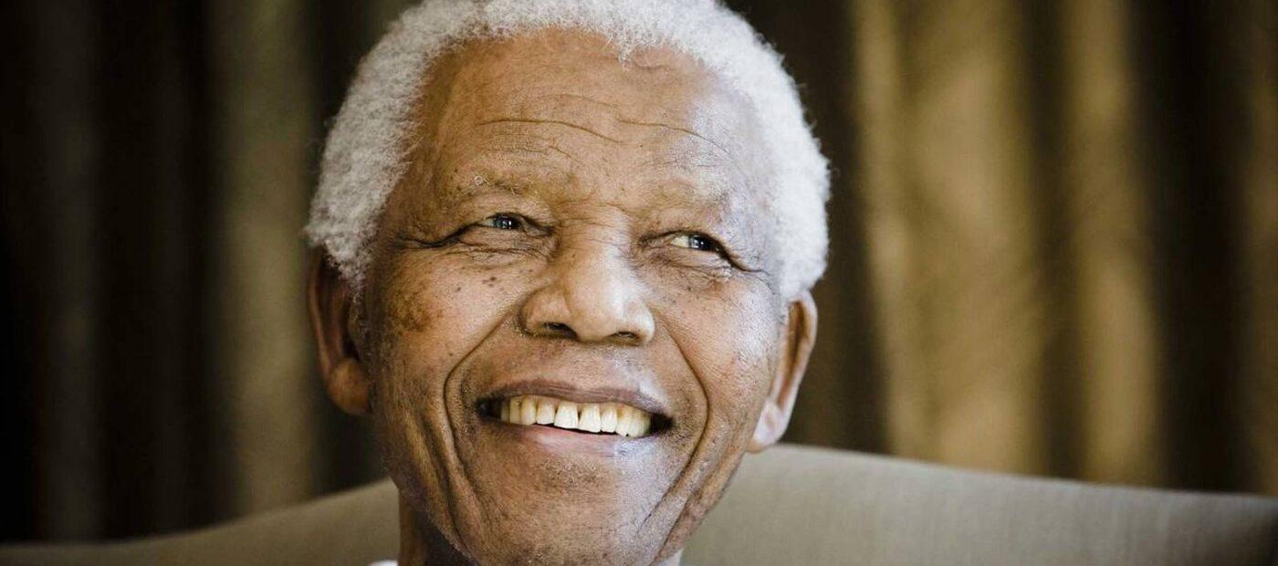 Il 5 dicembre è l'anniversario della morte di Nelson Mandela