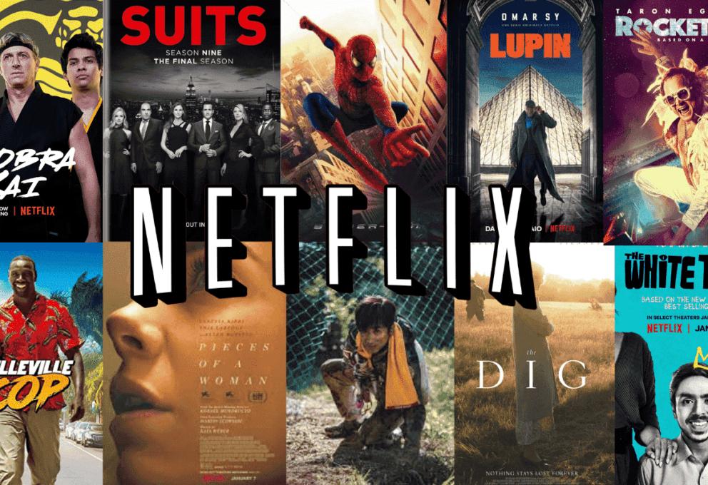 Netflix gennaio: tante novità, da Ralph Phiennes a Cobra Kai 3