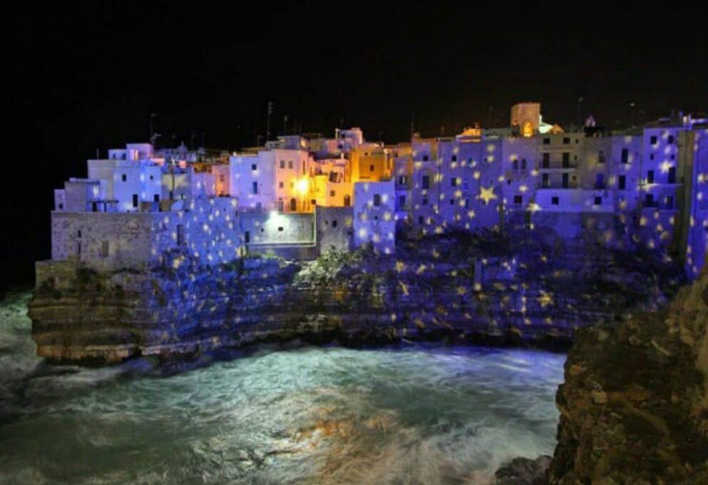 Natale in Puglia, paesaggi unici in clima natalizio: scatti da sogno
