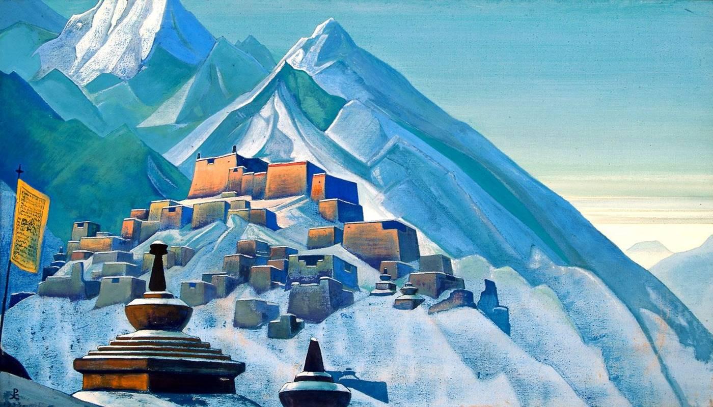Roerich, Nikolaj