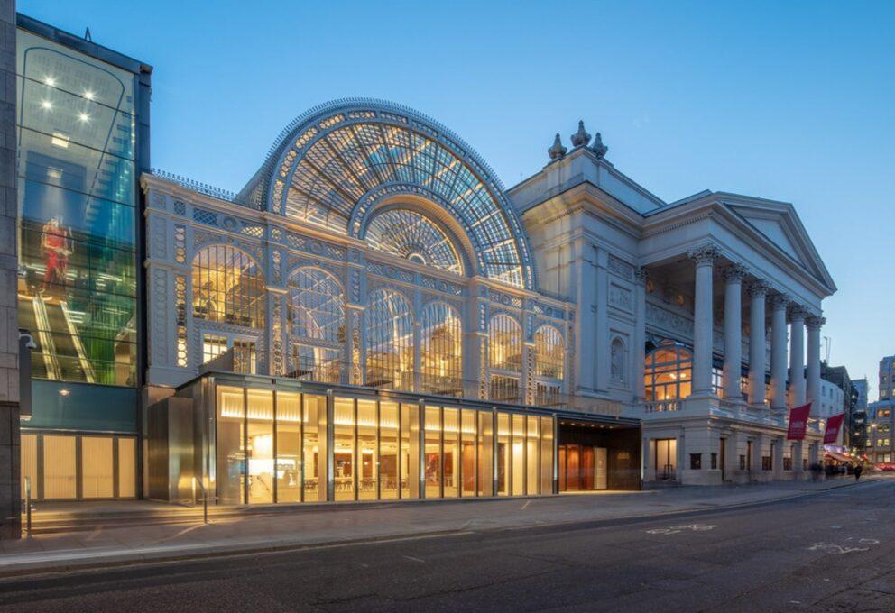 La Royal Opera House veniva edificata 288 anni fa a Covent Garden