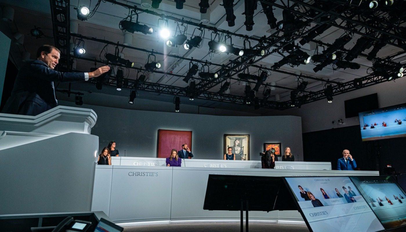Sotheby's e Christie's fatturato 2020