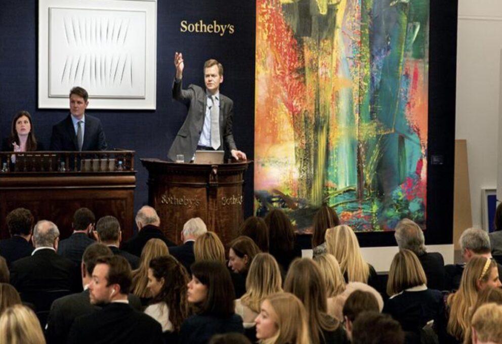 """""""Stranezze"""" nelle vendite di arte contemporanea"""
