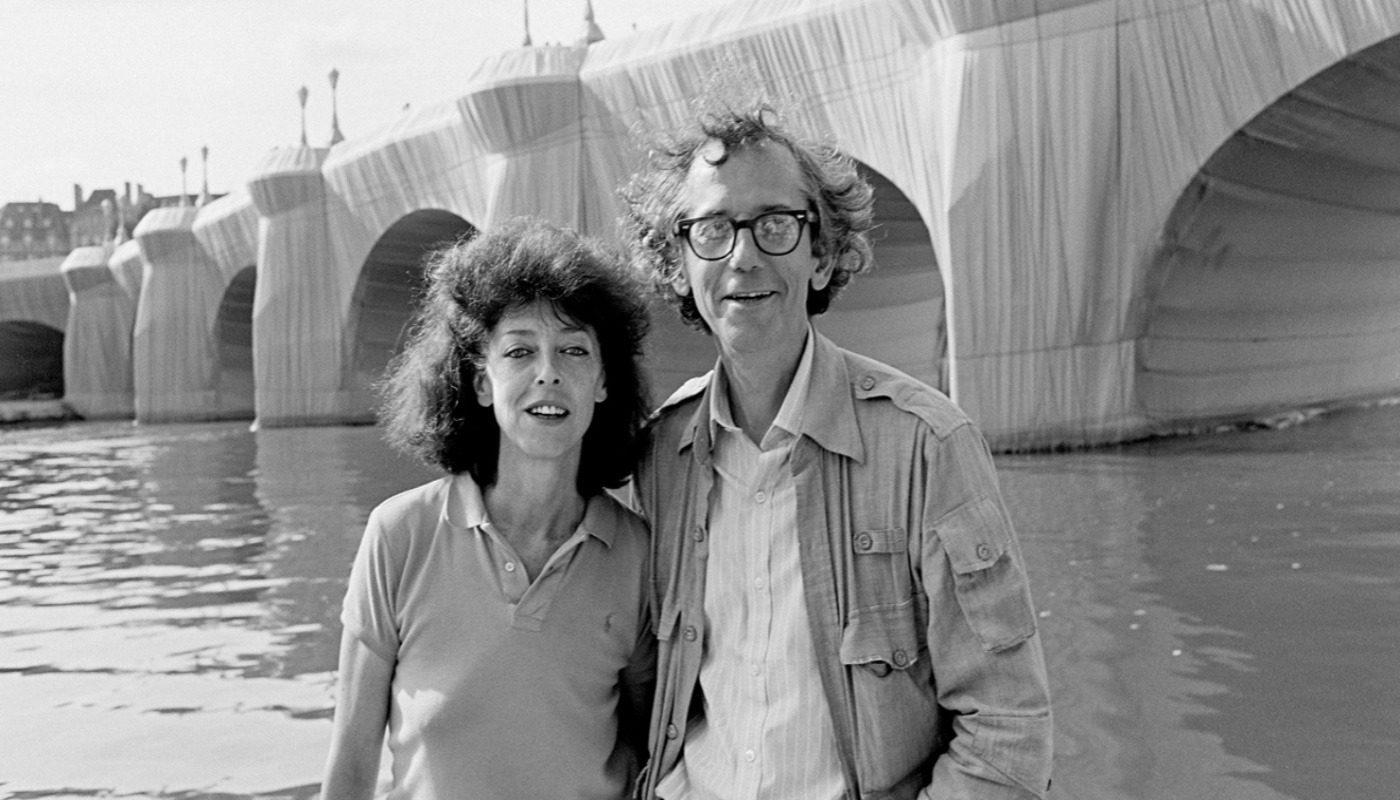 christo e Jeanne cloude