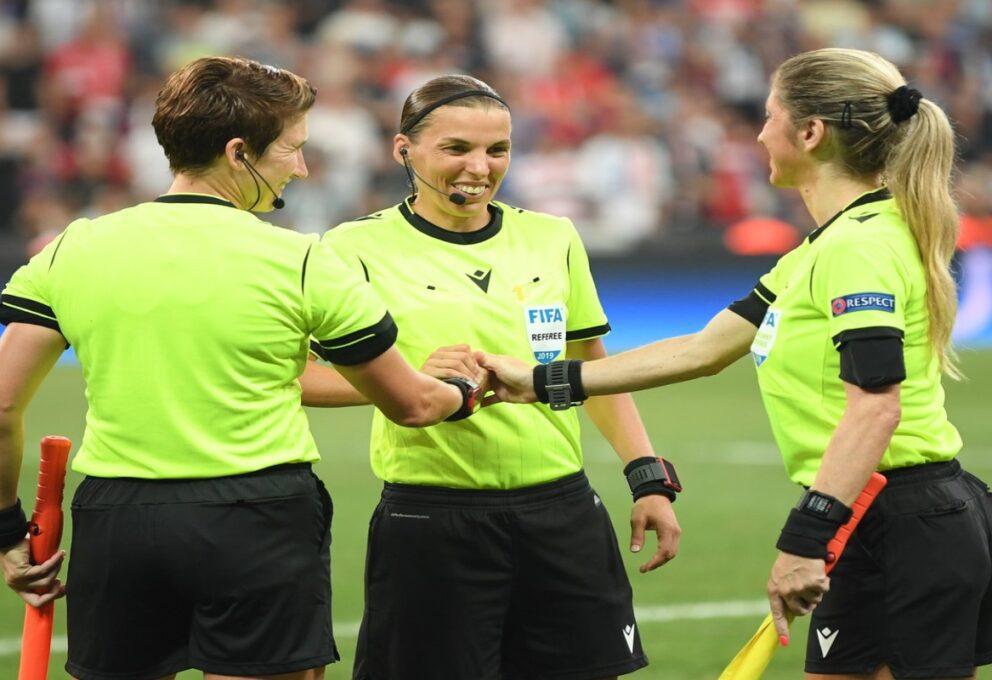 La partita della Juventus stasera: il match è stato affidato alla francese Stephanie Frappart