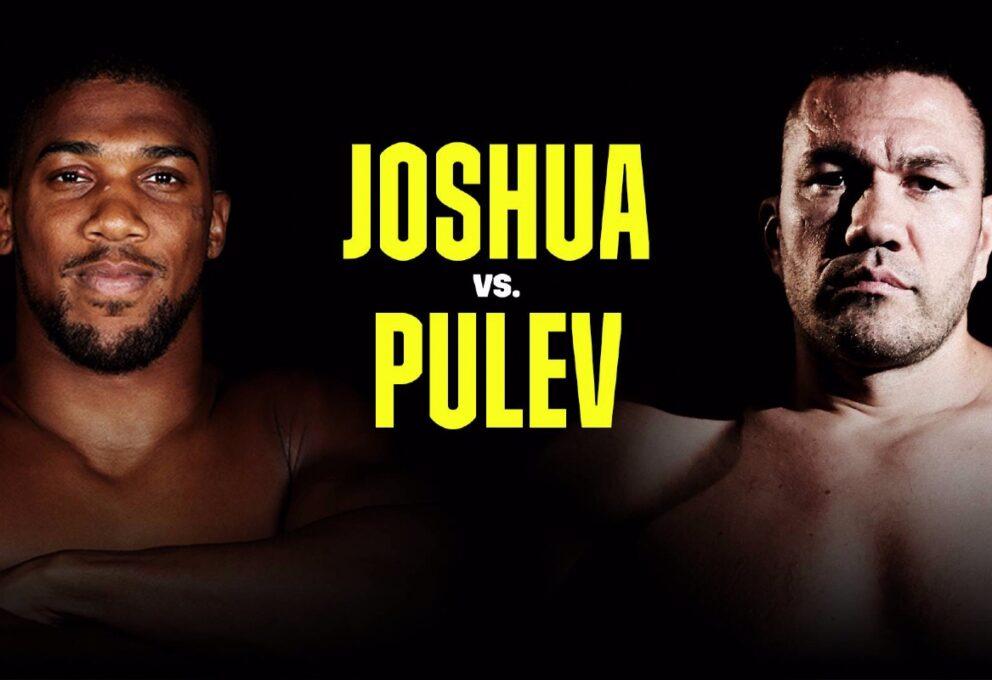 Anthony Joshua contro Pulev:  il match decisivo