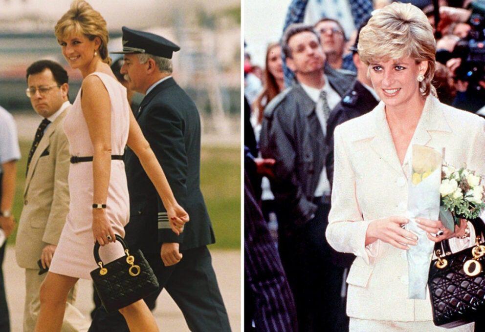 La vera storia di Lady Dior, la borsa di Lady Diana Spencer