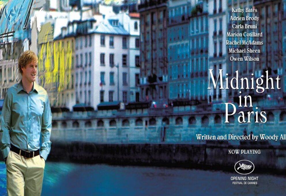 Midnight in Paris usciva al cinema 9 anni fa