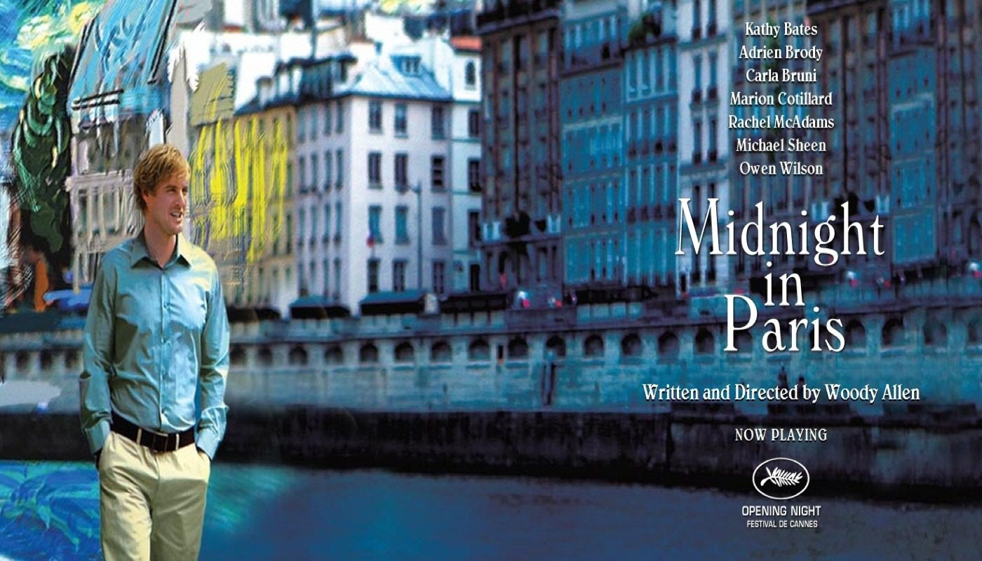 midnight in paris al cinema