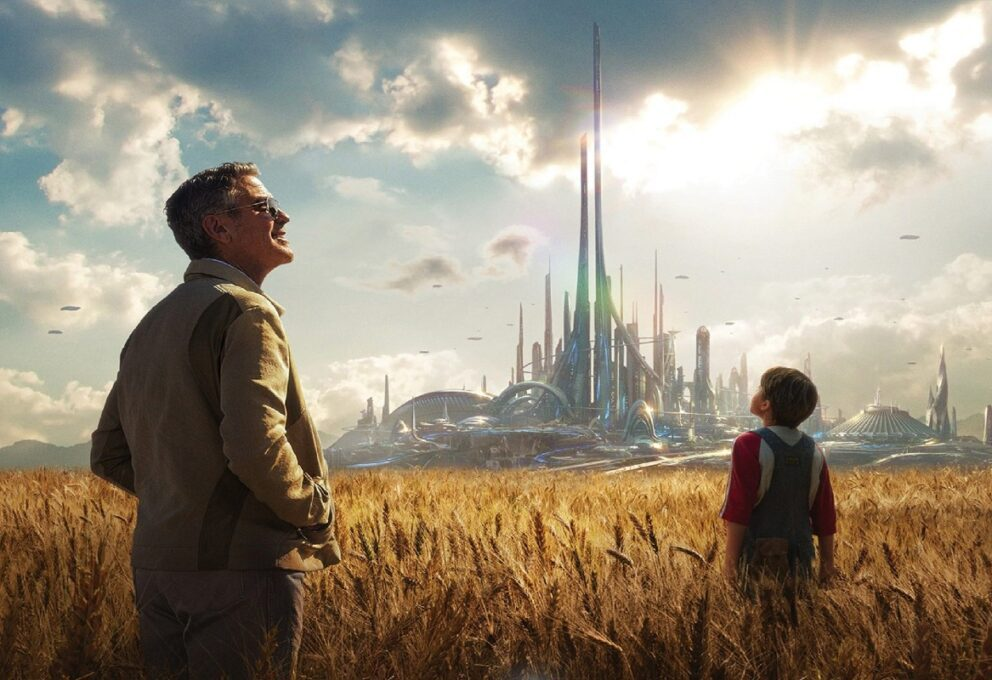 Tomorrowland: stasera in onda il film Disney con George Clooney