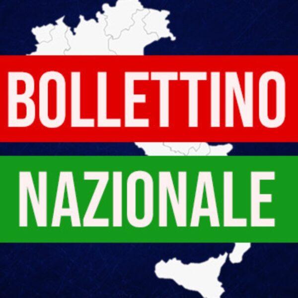 Bollettino covid oggi 15 gennaio
