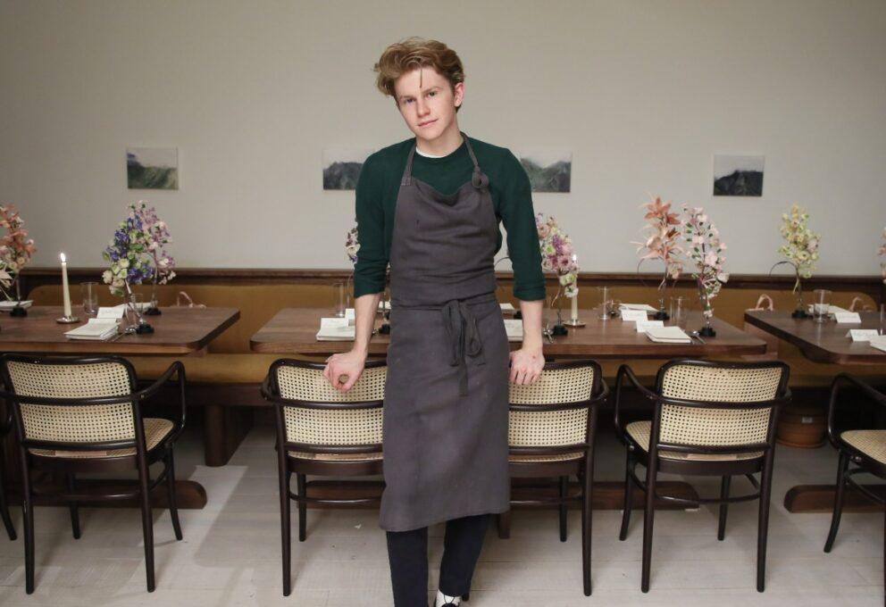 Flynn McGarry: ecco chi è il giovane chef ospite di Masterchef