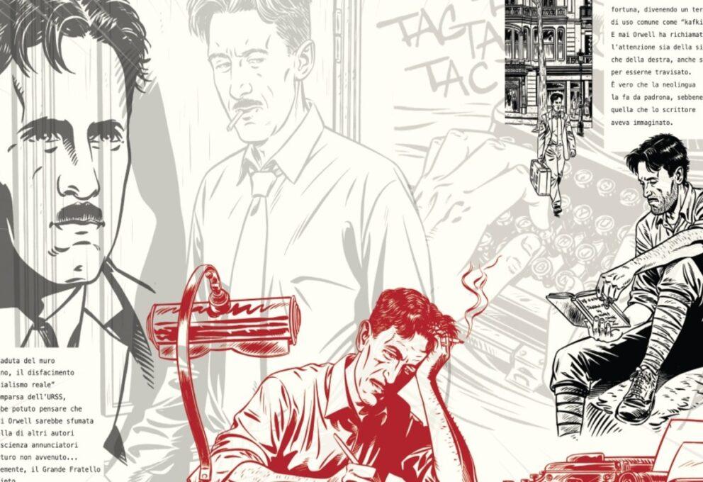 """George Orwell: frasi, vita e opere dell'autore di """"1984"""""""