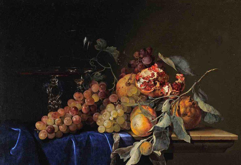 Agli Uffizi di Firenze l'arte incontra il cibo