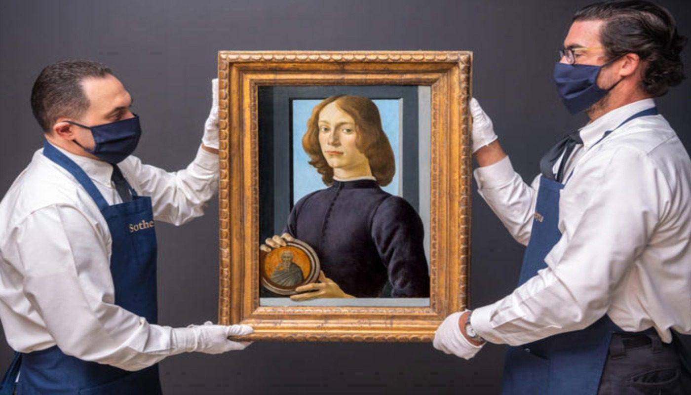 Botticelli Sotheby's