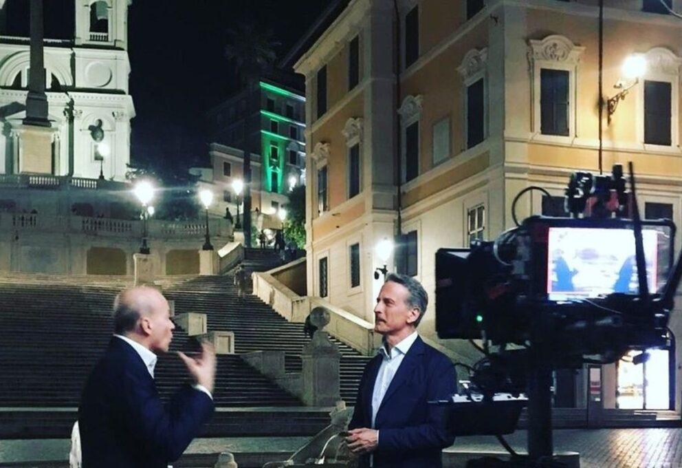 Viaggio nella grande bellezza terza puntata:  stasera su Canale5