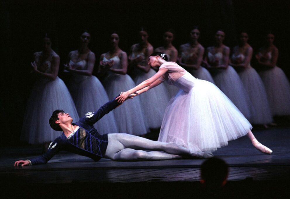 Giselle, l'omaggio di Rai 5 al balletto romantico