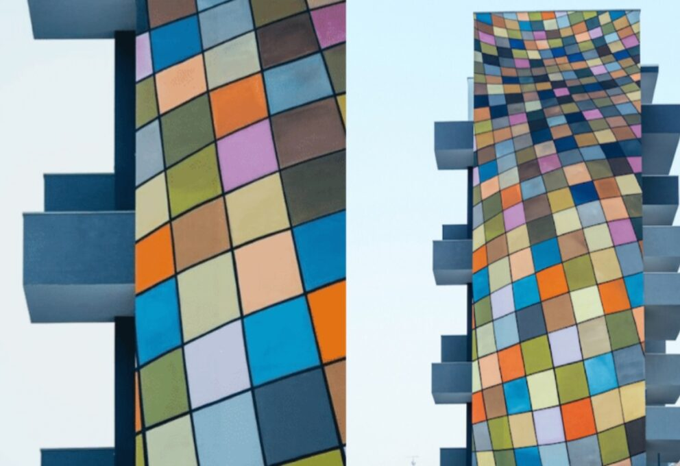 Grattacielo Morandi a Bologna – Progetto di Peter Schuyff