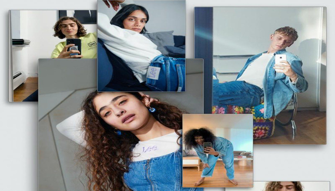 H&M and Lee sustainable collection