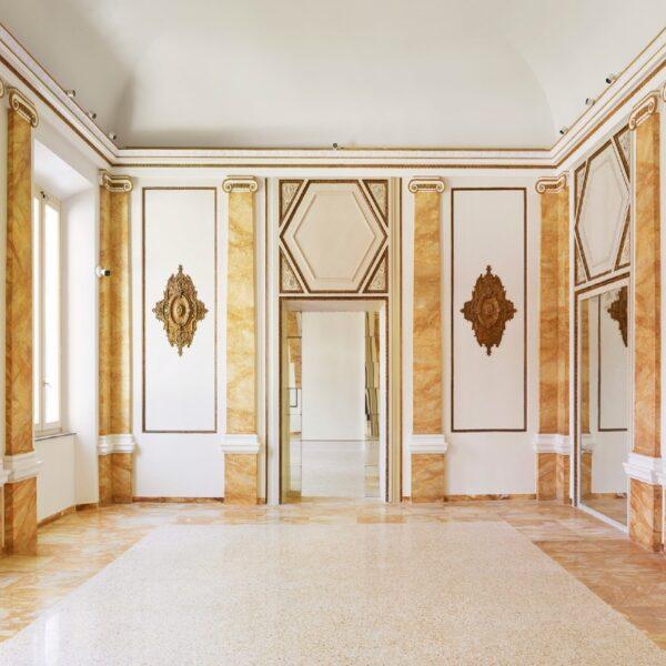 Palazzo Citterio, Interno