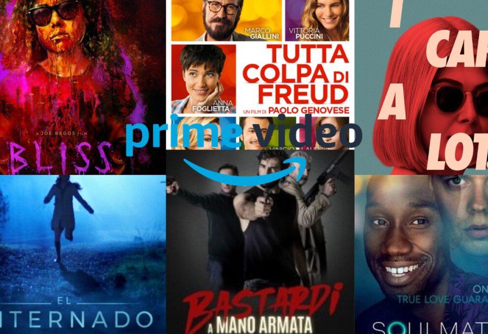 Amazon Prime Video febbraio 2021: tutte le novità del mese