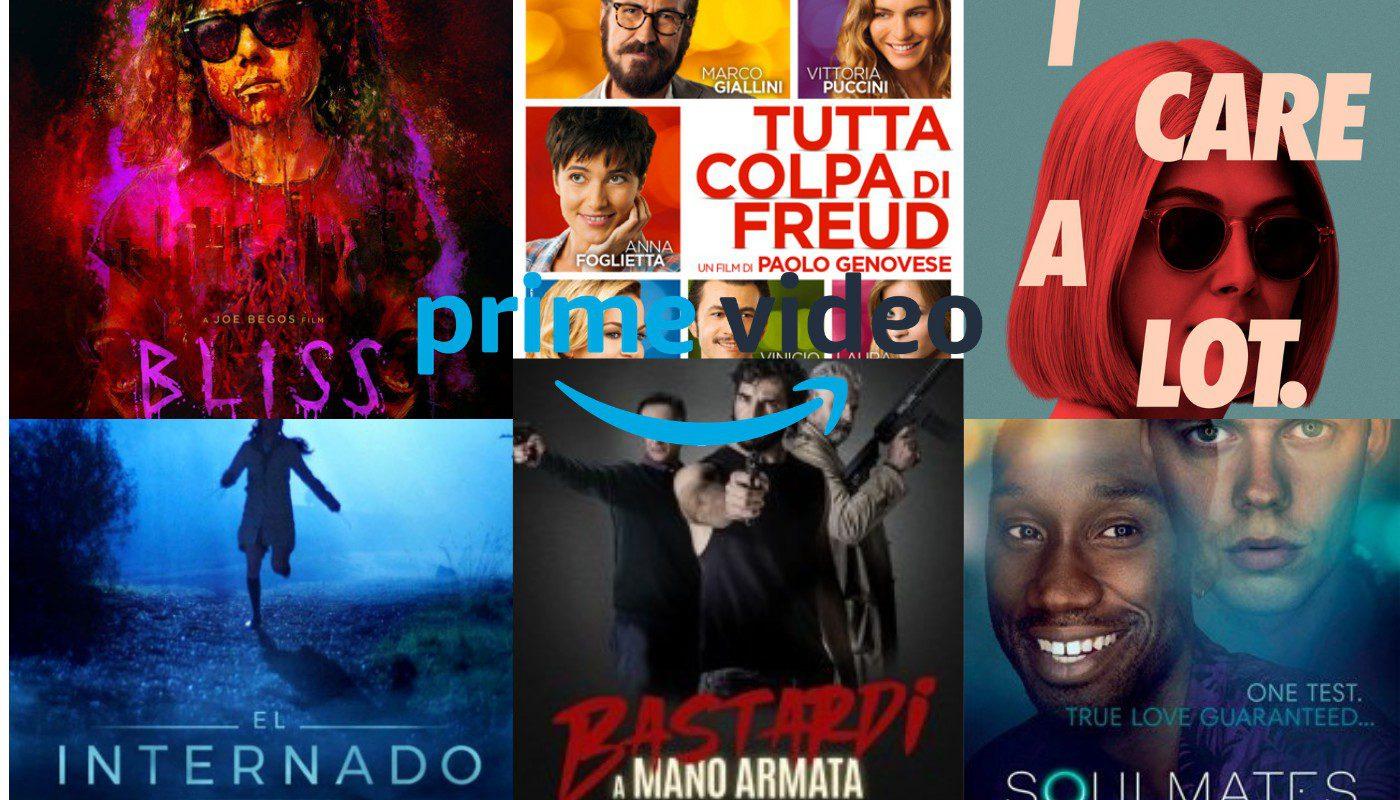 Amazon Prime Video febbraio 2021