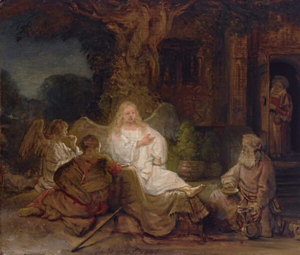 Un piccolo capolavoro di Rembrandt all'asta da Sotheby's New York