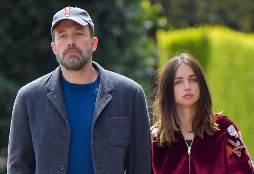 Ben Affleck e Ana de Armas si sono lasciati: ecco i motivi
