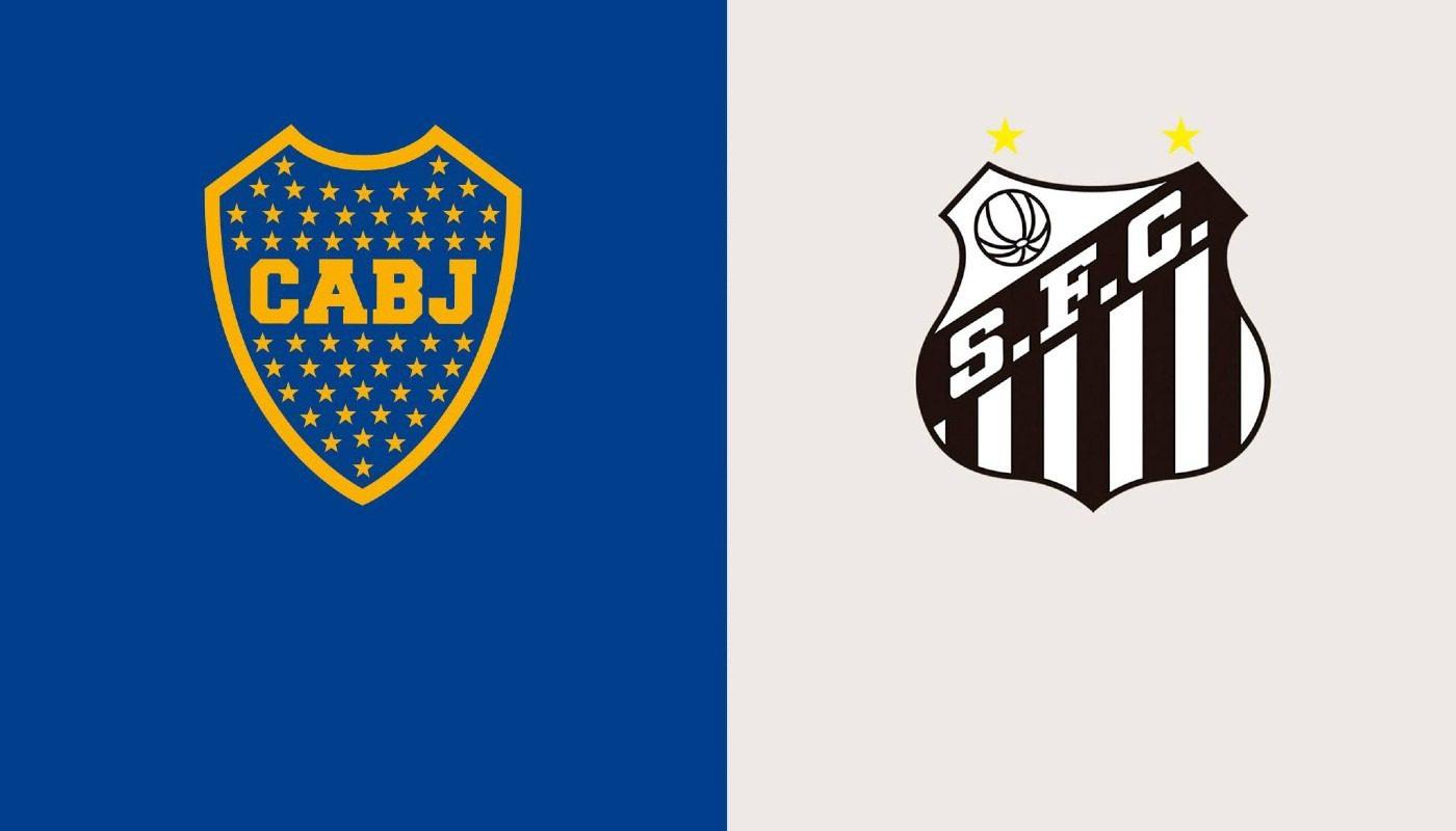 Boca Junior vs Santos quando dove