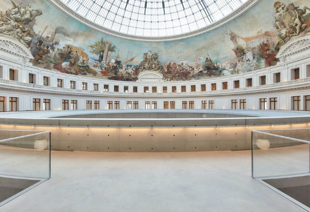 La Collezione Pinault alla Bourse de Commerce di Parigi