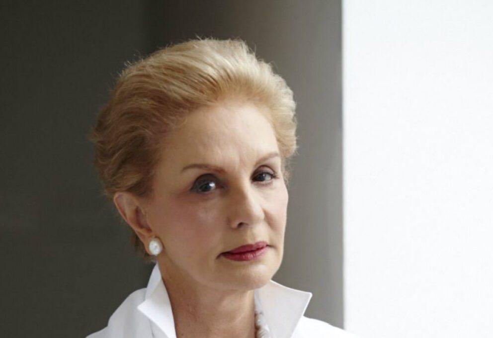 Carolina Herrera, l'elegante signora del fashion biz compie gli anni