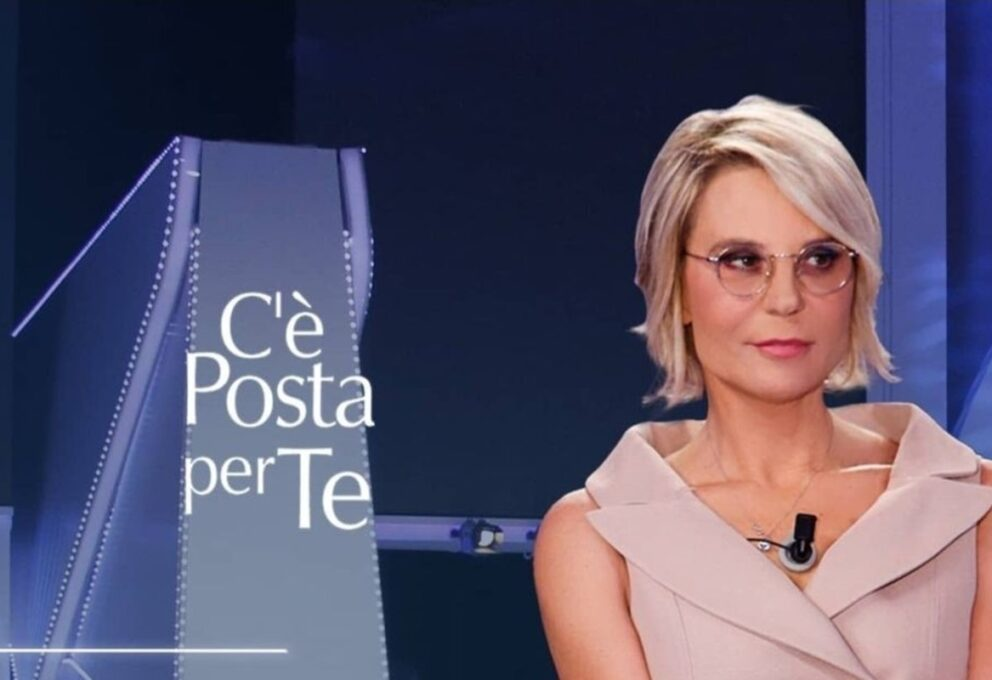 C'è posta per te 9 gennaio, oggi, su Canale5 la prima puntata con Maria De Filippi