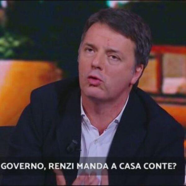 L'intervista a Matteo Renzi a Quarta Repubblica