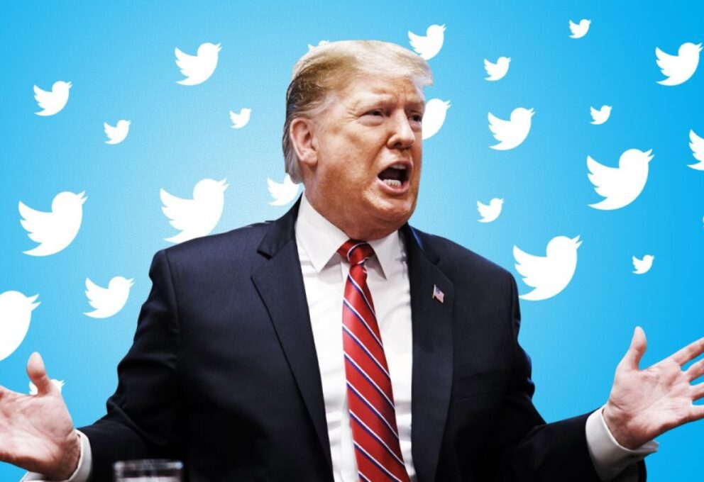 Twitter: l'account di Donald Trump sospeso permanentemente